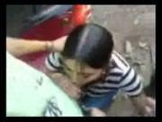 Novinha mexicana caiu na net chupando várias picas